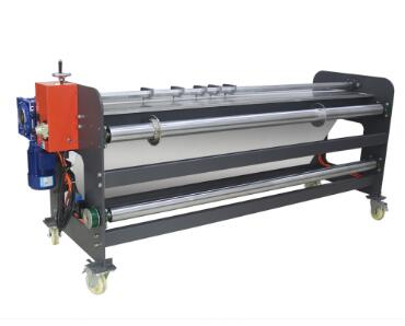 We are pleased to introduce our belt cutting and slitting machine