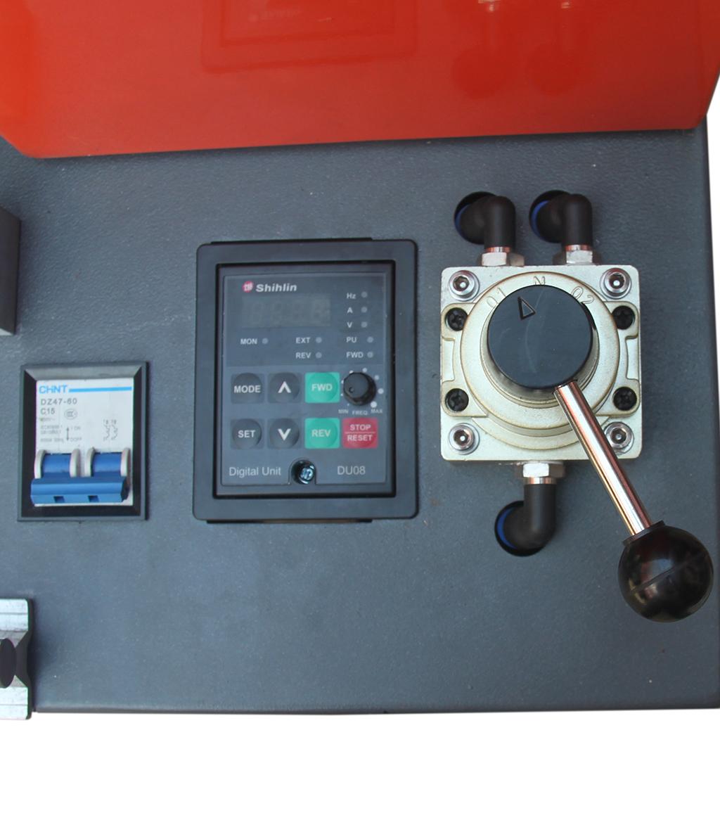 HOLO QB1000 V-Guide Welding Machine