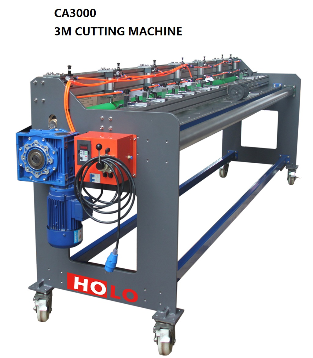 HOLO CA Conveyor belt Cutting/ Slitting Machine