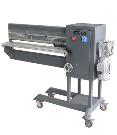 New Slitting machine for sleeve ane endless belt