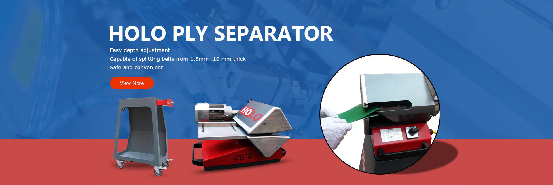 Ply Separator