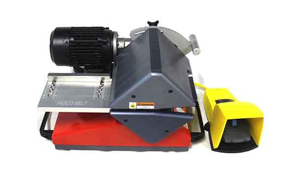 Our Video Of Belt Splitting Machine Is Online